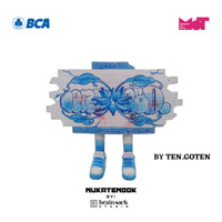MUKATEMBOK by Brainsack CUSTOM - GUCI by Ten.goten
