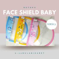 face shield bayi / baby V3
