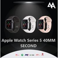Apple Watch Series 5 40MM Second Original - GOLD