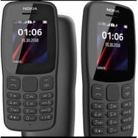 Handphone HP Nokia 106 New Dual Sim Garansi
