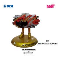 MUKATEMBOK by Brainsack CUSTOM - TEMBOK ABADI by Aeerakidzdoodle