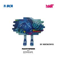 MUKATEMBOK by Brainsack CUSTOM - Deep Down Inside by Reckcnvs