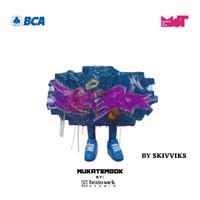 MUKATEMBOK by Brainsack CUSTOM - Rain Can't Stop Us by Skivviks
