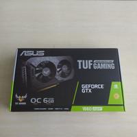 GTX 1660 Super Asus TUF Gaming OC 6GB