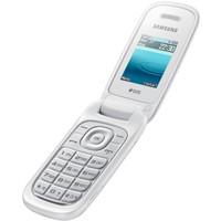 Samsung lipat flip Caramel GT-E1272 samsung hp murah Dual Sim