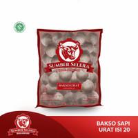 BAKSO URAT SUMBER SELERA 290GR BASO DAGING SAPI BEEF MEATBALL 20PCS