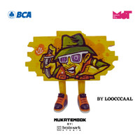MUKATEMBOK by Brainsack CUSTOM - CHILL AND SURVIVE by Loocccaal