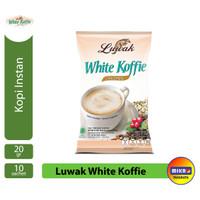 Kopi Luwak Original White Koffie [20g x 10 pcs / 1 renteng]