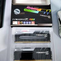 Ram Gskill tridentZ 16GB kit Fullset