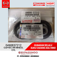 CUP KIT, RR WHEEL CYL. 0490637212