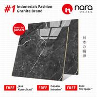 GRANIT NARA 60x60 cm / GALAXY BLACK - NA60MG091
