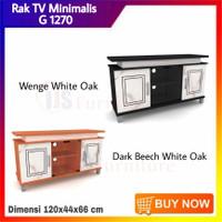 Gold Rak TV Minimalis G 1270 New Produk