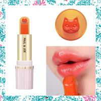 Paul & Joe Lipstick L Rouge Limited Edition - lipstik glossy creamy - 004 Summer Sun