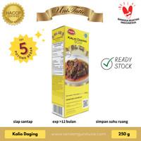 Uni Tutie Kalio Daging Sapi - 250g