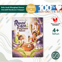 Sustaination x Little Quokka Ramuan Ajaib Penyelamat Negeri Buku Anak