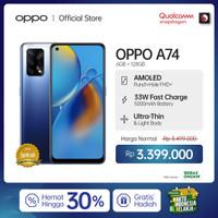 OPPO A74 Smartphone 6GB/128GB (Garansi Resmi)