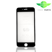 IPHONE 7 7G 8 8G - PROTECTION PROTECTOR TEMPERED GLASS SCREEN 6D BLACK