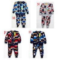 Sweater Jaket Baju Hangat Anak Bayi Setelan Import Laki-Laki Cowok 03