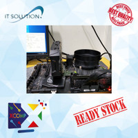 i5 6600K Asus ROG Strix Z270F Gaming dan Klevv 32Gb (2x 16Gb) 2666Mhz