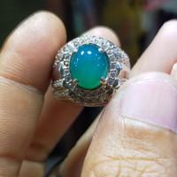 cincin batu bacan Doko 100%asli alam