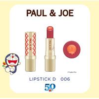 Paul & Joe Lipstick D LIMITED Edition Doraemon 005 006 - lipstick