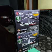Termurah New Msi bB50 Gaming Edge Wifi (ATX/Am4)Motherboard b550