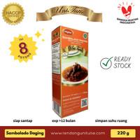 UniTutie Sambalado Daging Sapi - 220 g