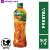 Frestea Honey Green Tea (Teh Hijau Rasa Madu) 500 ml X 12 Botol
