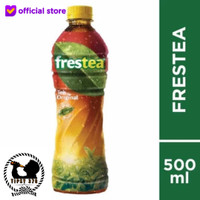 Frestea Original Jasmine (Teh Melati Original) 500 ml X 12 Botol