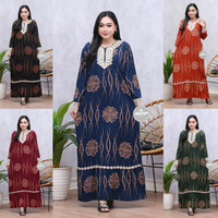 Dress Arab Motif Pedang,Baju Gamis Santai Wanita,Drees Kekinian