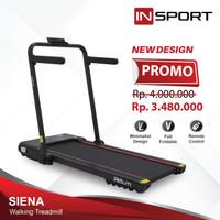 Alat Fitness Treadmill Elektrik Insport Siena