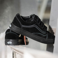 Vans Oldskool Velcro All Black