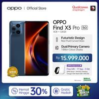 OPPO FIND X3 PRO Smartphone 12GB/256GB (Garansi Resmi)