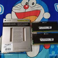 MEMORY RAM CORSAIR VENGEANCE 2x4GB DDR3 1600 MHZ BUKAN VGEN