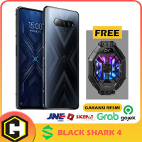 Xiaomi Black Shark 8/128 GB Garansi Resmi Gaming Smartphone - Mirror Black