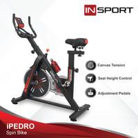 Alat Fitness Spinning Bike Insport Pedro Sepeda Fitness
