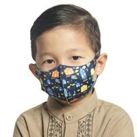 Elzatta Masker Anak Scuba Boy Set