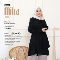 TUNIK Wanita MIKA By MySure Atasan Daily Wear Bahan KATUN RAYON