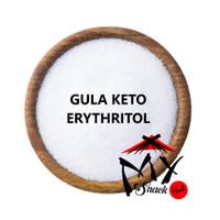 ERYTHRITOL 50GR - GULA KETO RENDAH KALORI SUGAR NATURAL ZERO CALORIE