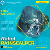 E-Book Free Robot RainScalper (Software)