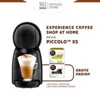 NESCAFE Dolce Gusto Piccolo XS + 1 Box Cappucino + Espresso Intenso