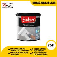 CAT DASAR TEMBOK BELAZO ALKALI SEALER 2.5 LITER