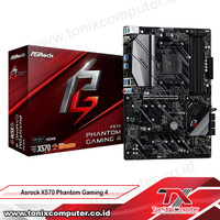 Asrock X570 Phantom Gaming 4 Motherboard AM4