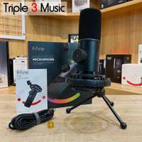 Fifine K658 Microphone Dynamic Mic Usb cardioid ORIGINAL