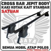 Sunrise Crossbar Jepit Body Kait Standar Cross Bar