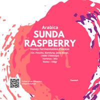 AlgoritmaKopi - Sunda Raspberry - Roasted Beans
