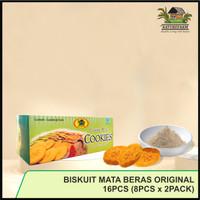 BISKUIT MATA BERAS NATURE FARM (NATUREFARM) - ORIGINAL