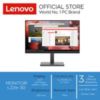 "Lenovo Monitor L22e-30 21.5"" FHD VA Panel 75Hz"