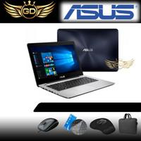 ASUS X555BP - AMD A9-9420 - 8GB - 1TB - WINDOWS10 - FREE ACCESSORIES