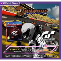 PROMO!! PS4 GRAN TURISMO SPORT PLAYSTATION HITS CD GAME BD ENGLISH